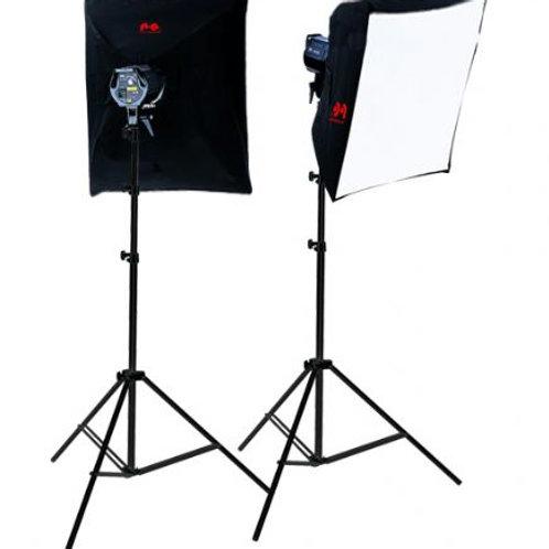 Falcon Eyes Quartz Lamp Set QLTK-21000