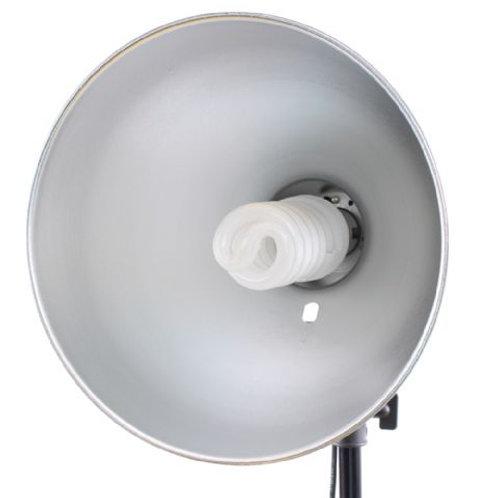 Linkstar Daylight Lamp FLS-26N1 28W + Reflector 26 cm