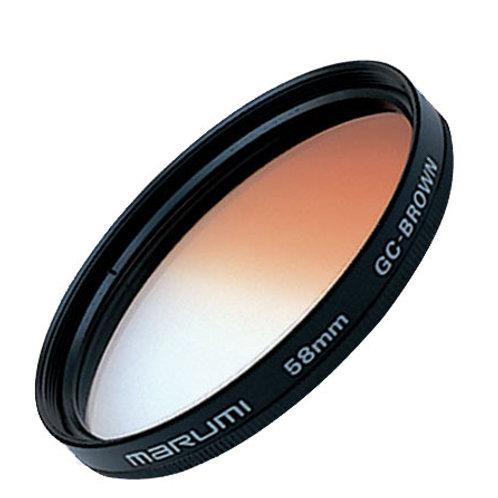 Marumi Gradual Color Filter Brown 49 mm