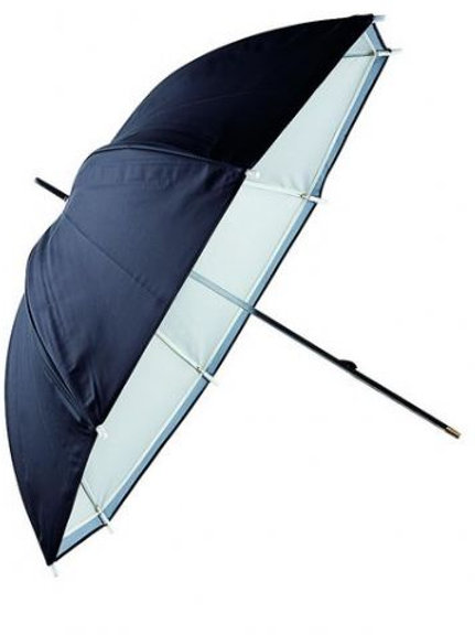 Linkstar Umbrella PUK-84WB White/Black 100 cm (reversible)