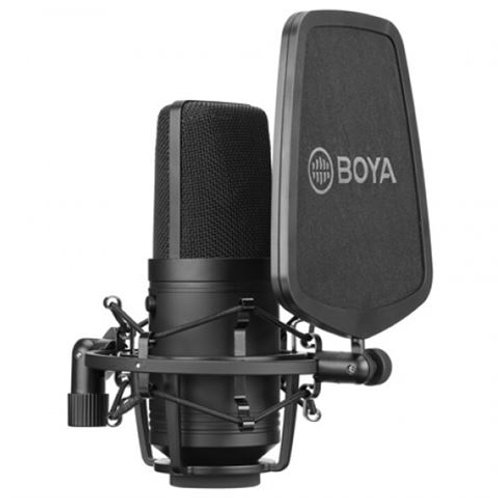 Boya Cardioid Condenser Microphone BY-M800