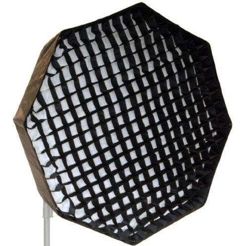 Falcon Eyes Foldable Deep Octabox + Honeycomb Grid FEOB-10EX-HC 100 cm