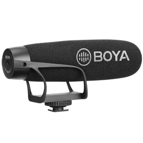 Boya Condenser Shotgun Microphone BY-BM2021