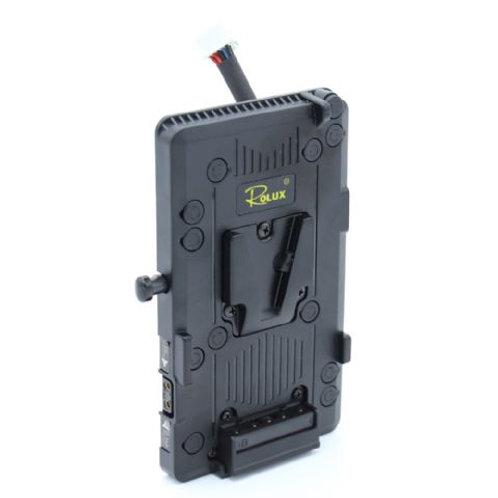 Rolux V-Mount Battery Plate RL-BMG for Black Magic URSA