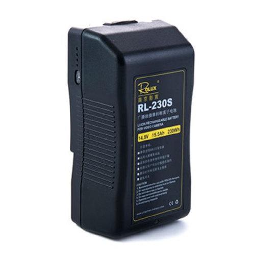 Rolux V-Mount Battery RL-230S 230Wh 14.8V 15500mAh