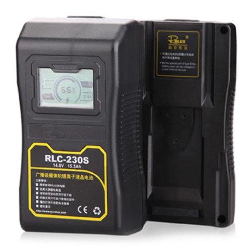 Rolux V-Mount Battery RLC-230S 230Wh 14.8V 15500mAh