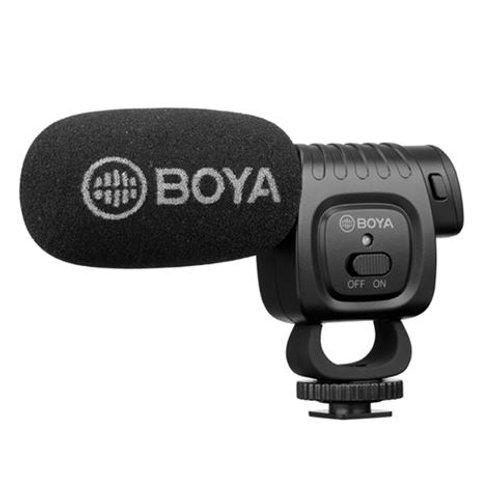 Boya Compact Shotgun Microphone BY-BM3011