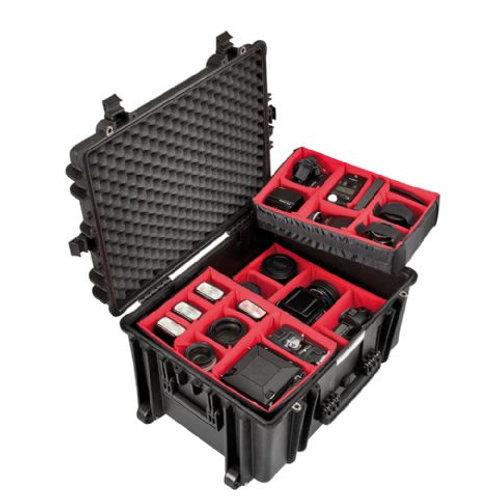 Explorer Cases 5833 Case Black with Divider Set
