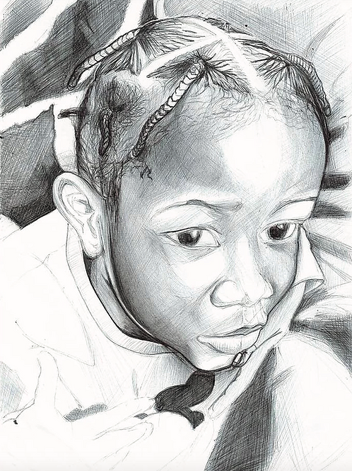 Pen Portraits [A3]