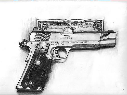 Pen Drawings [A4]