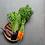 Thumbnail: いつでも旬の味をお気軽に!有機野菜お試しSサイズ【必ず5種類】