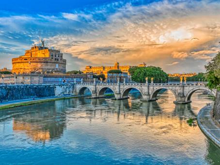 Itália – Lente de aumento