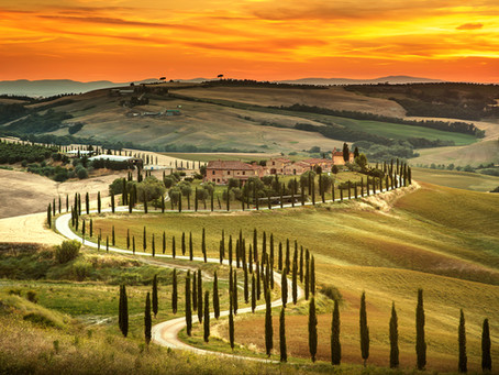 Toscana e Umbria – Comece em casa a sua viagem à Itália