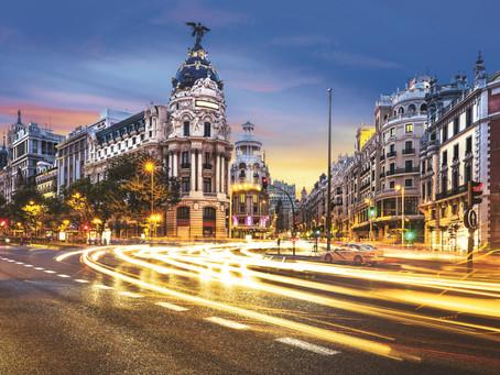 Espanha – Lente de aumento