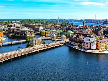 Suécia – Lente de aumento