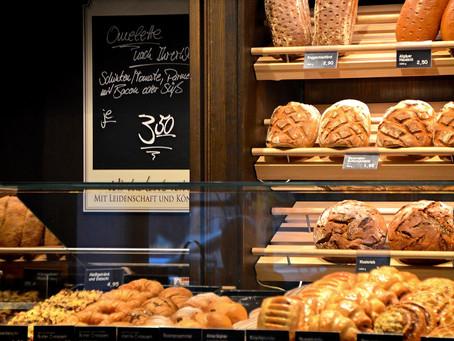 Alemanha – Sete países, sete pães