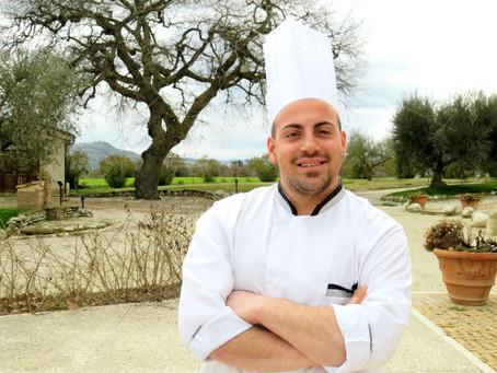Um preparo típico de Abruzzo, o timballo alla teramana, numa versão do chef Alessio Marrangoni