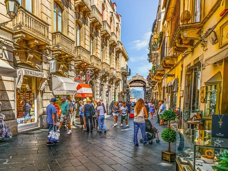 Sicilia e Calabria – Comece em casa a sua viagem à Itália