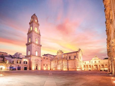 Puglia e Basilicata – Comece em casa a sua viagem à Itália