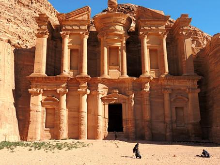 Jordânia – Lente de aumento