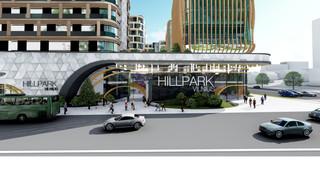 HILL PARK - kvartalas Vilniuje