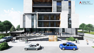NAUJASIS NAUJAMIESTIS - daugiabutis Vilniuje