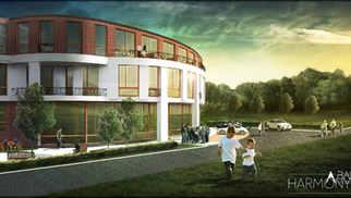 VIEŠBUČIO REKONSTRUKCIJA | Naujas pastato korpusas