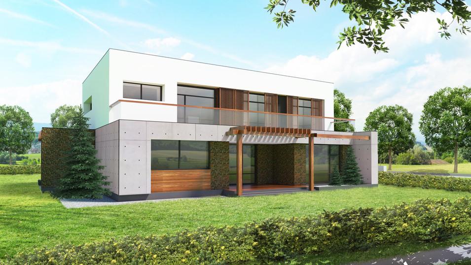 VASTU VILA - gyvenamasis namas - Villaxy