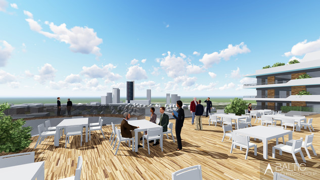 AVILYS - verslo centras Vilniuje