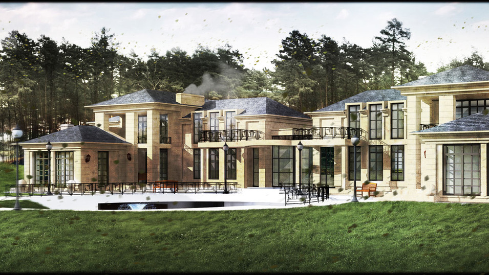 Vila R - unikalūs namų projektai - Villaxy