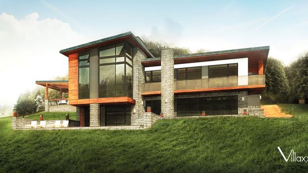 Sparnai - unikalūs namų projektai - Villaxy