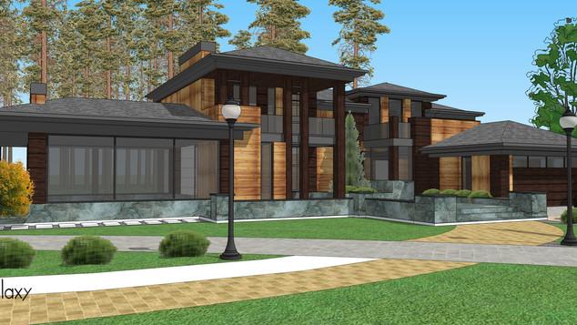 Birštono Vila - unikalūs namų projektai - Villaxy