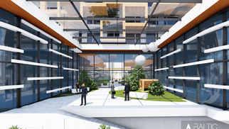 GREEN SQUARE | Ofisai ir apartamentai Vilniuje