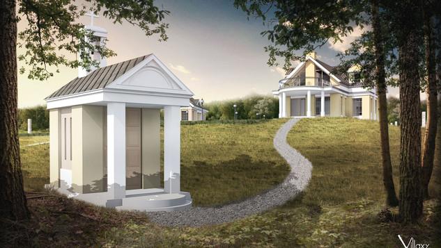 Aiseto Dvaras - unikalūs namų projektai - Villaxy