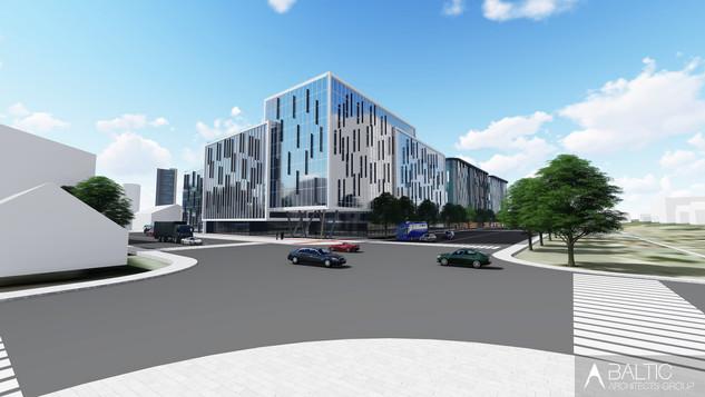 ŽALGIRIO KVARTALAS - ofisai ir butai Vilniuje