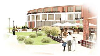 HP viešbučio plėtra Prienų rajone