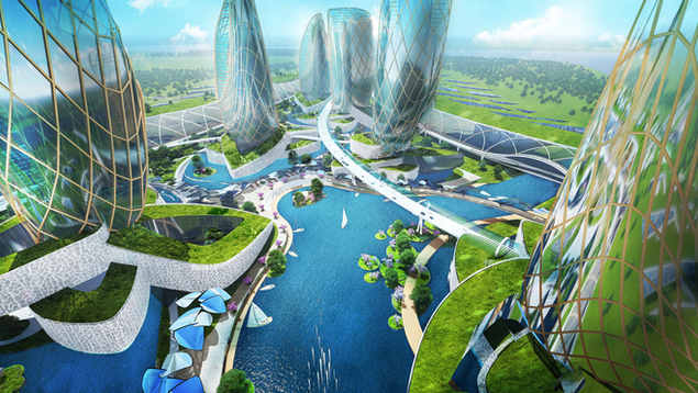 NEW KAUNAS | Lietuvos ateities miestas