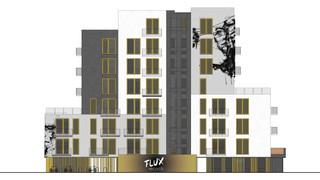 FLUX RECORDS - daugiabutis namas Vilniaus naujamiestyje