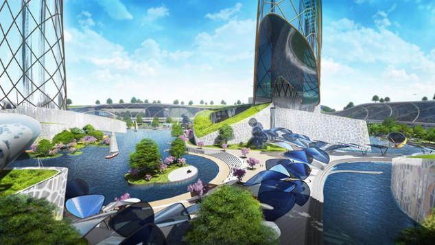 NEW KAUNAS - Lietuvos ateities miestas