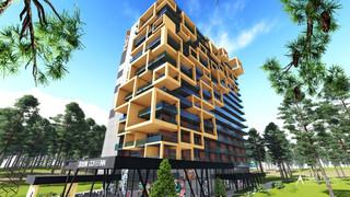 NAUJASIS SAULĖTEKIS - jaunimo apartamentai Vilniuje