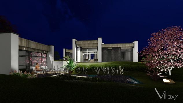Didžiosios Riešės Vila - unikalūs namų projektai - Villaxy