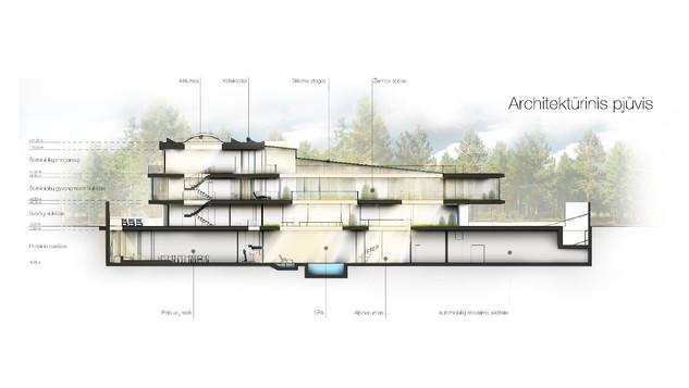ATEITIES VILA - gyvenamasis namas