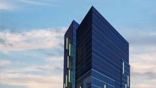 GELEŽINIO VILKO MIESTAS | Daugiabučių, ofisų ir prekybos kvartalas