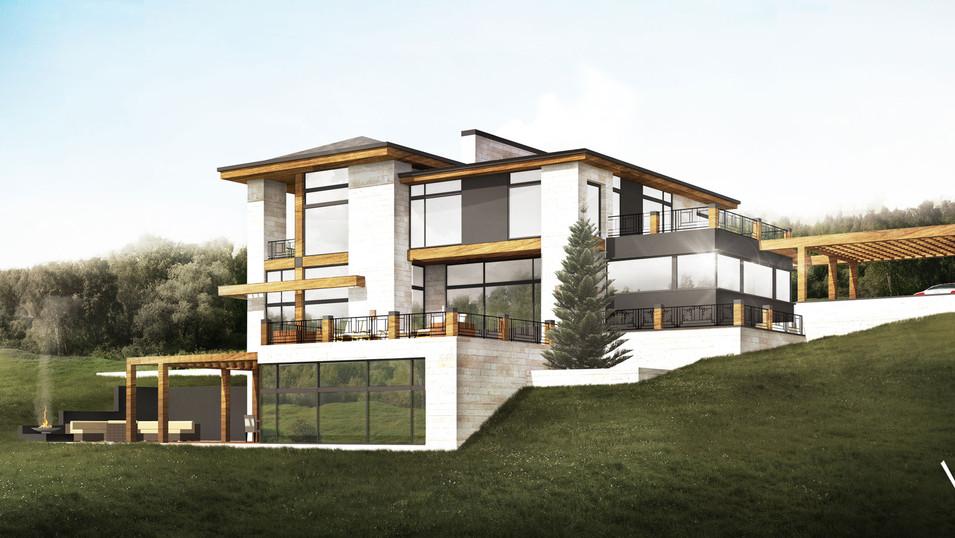 Namas Sokratas - unikalūs namų projektai