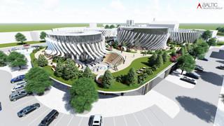 BALTOJI ROŽĖ - Hub centras Alytaus miesto centre