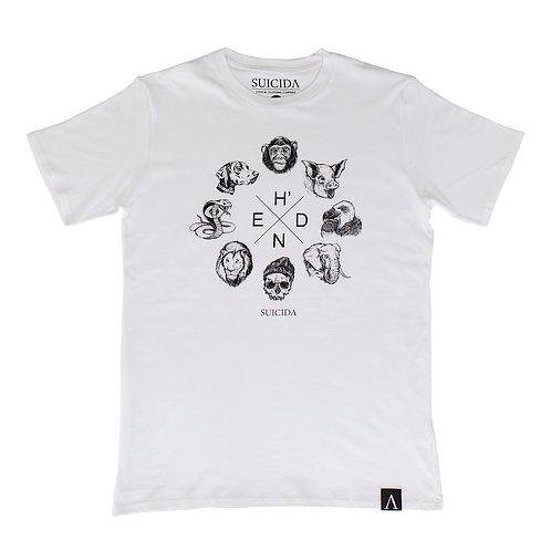 White Animals T-shirt