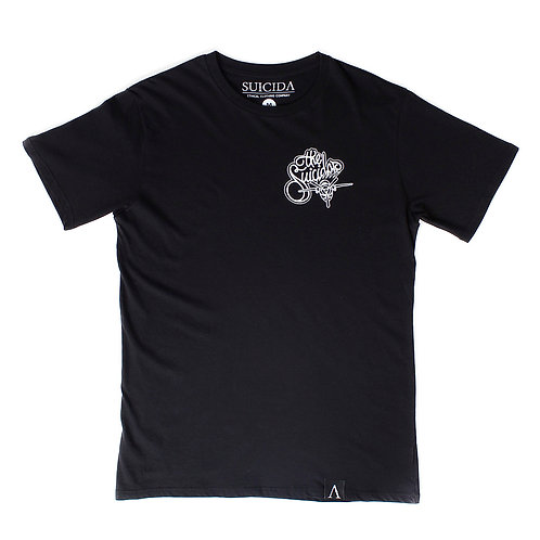 The Suicidas Black T-shirt