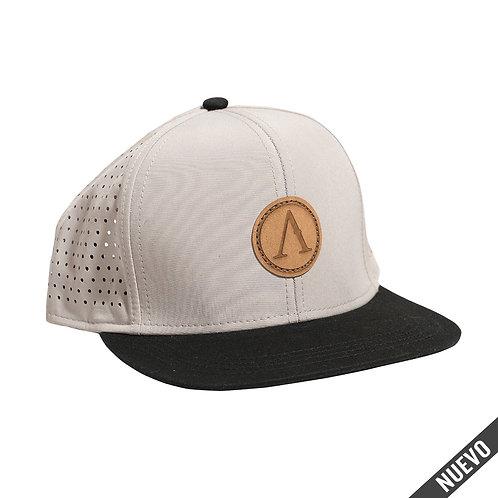 Light Grey Snap Back Cap