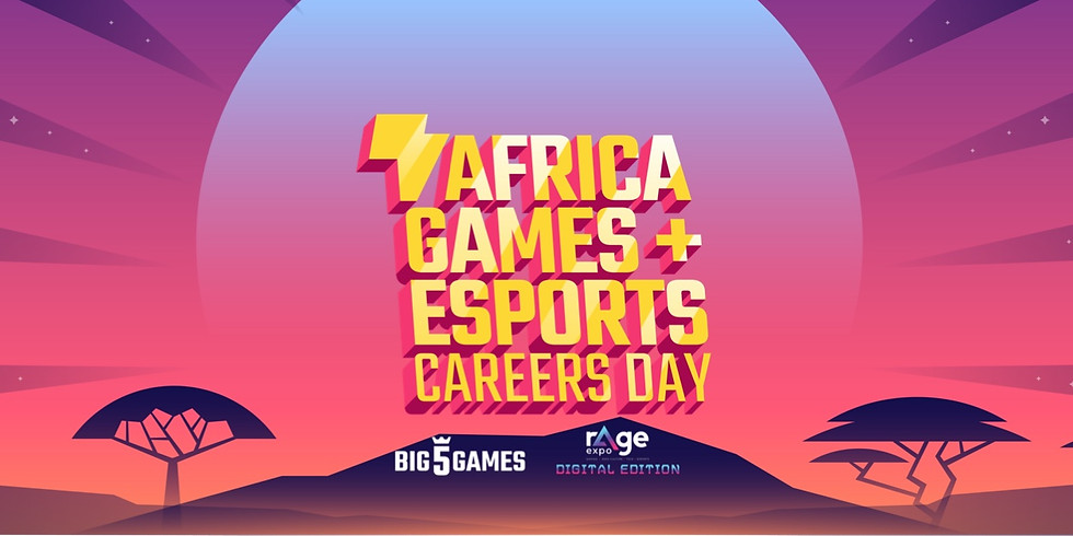 Africa Games + Esports Careers Day