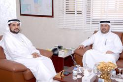 H.E. Majid Al Jeneid – Director General of Sharjah Cooperative Society